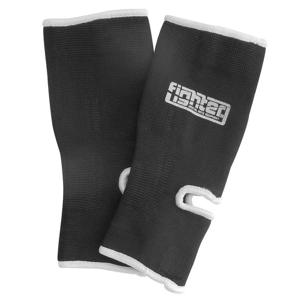 Ankle support Fighter - black/white