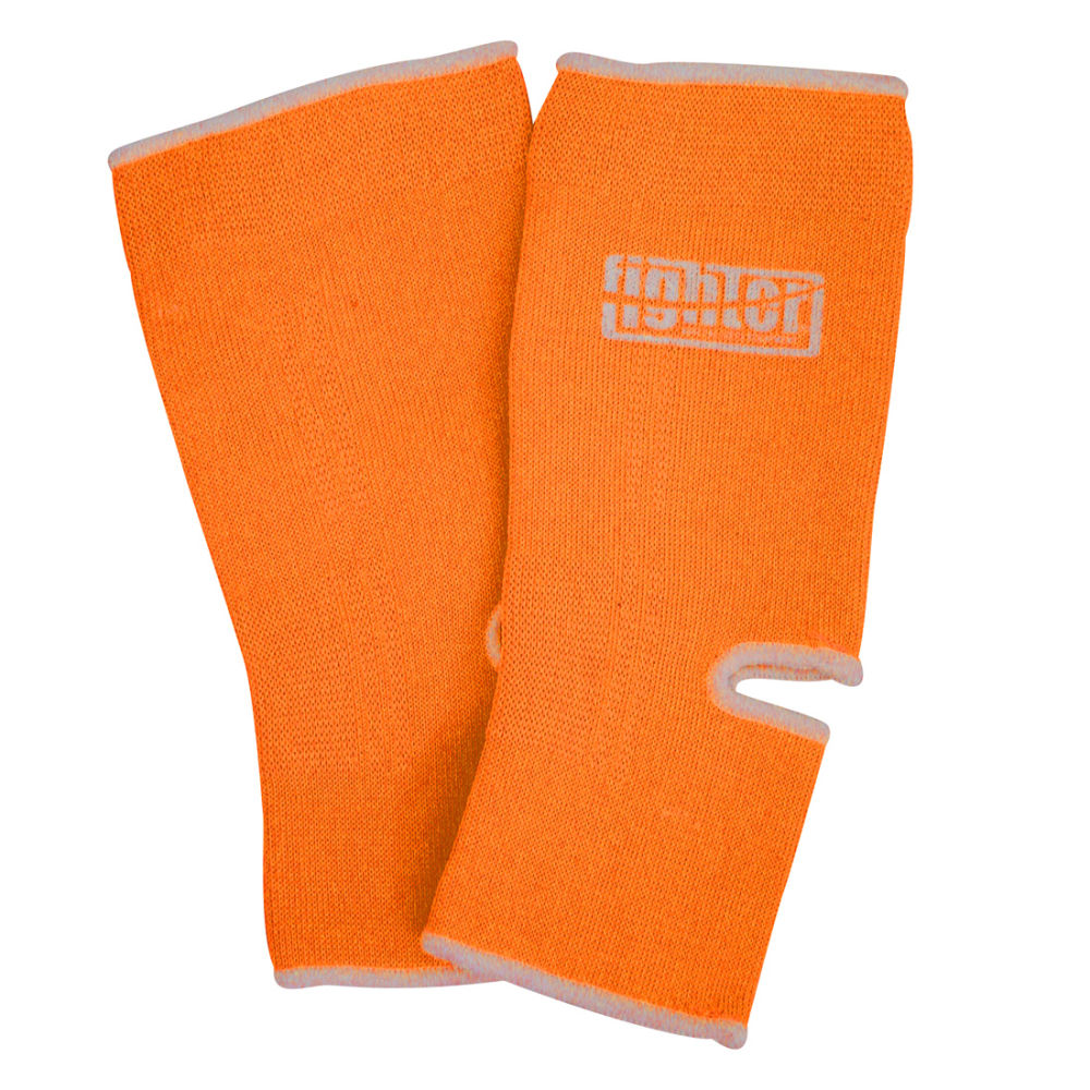 Ankle support Fighter - neon orange