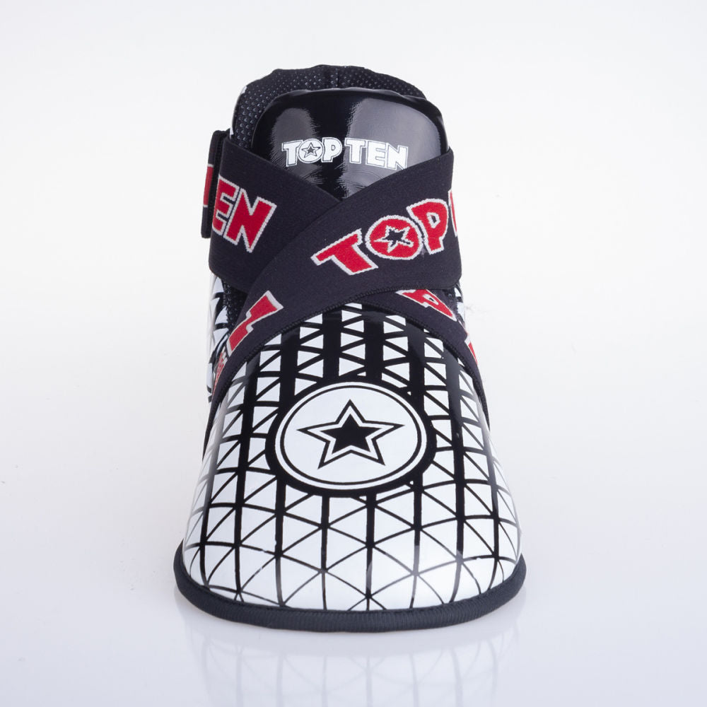 Top Ten Super-light Triangles Kicks - white/black
