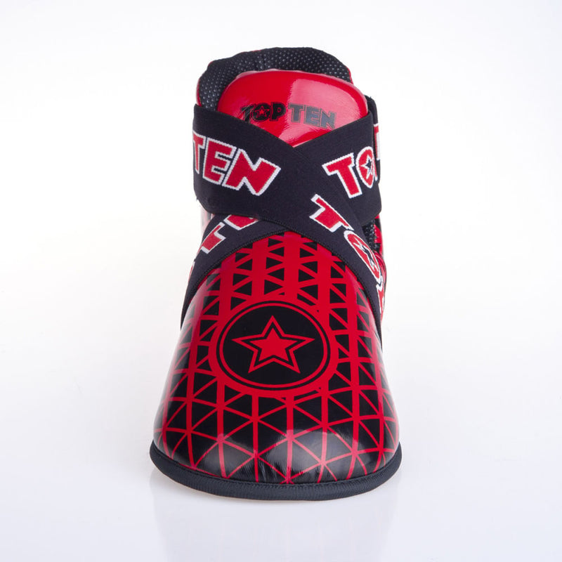 Top Ten Super-light Triangles Kicks - red/black