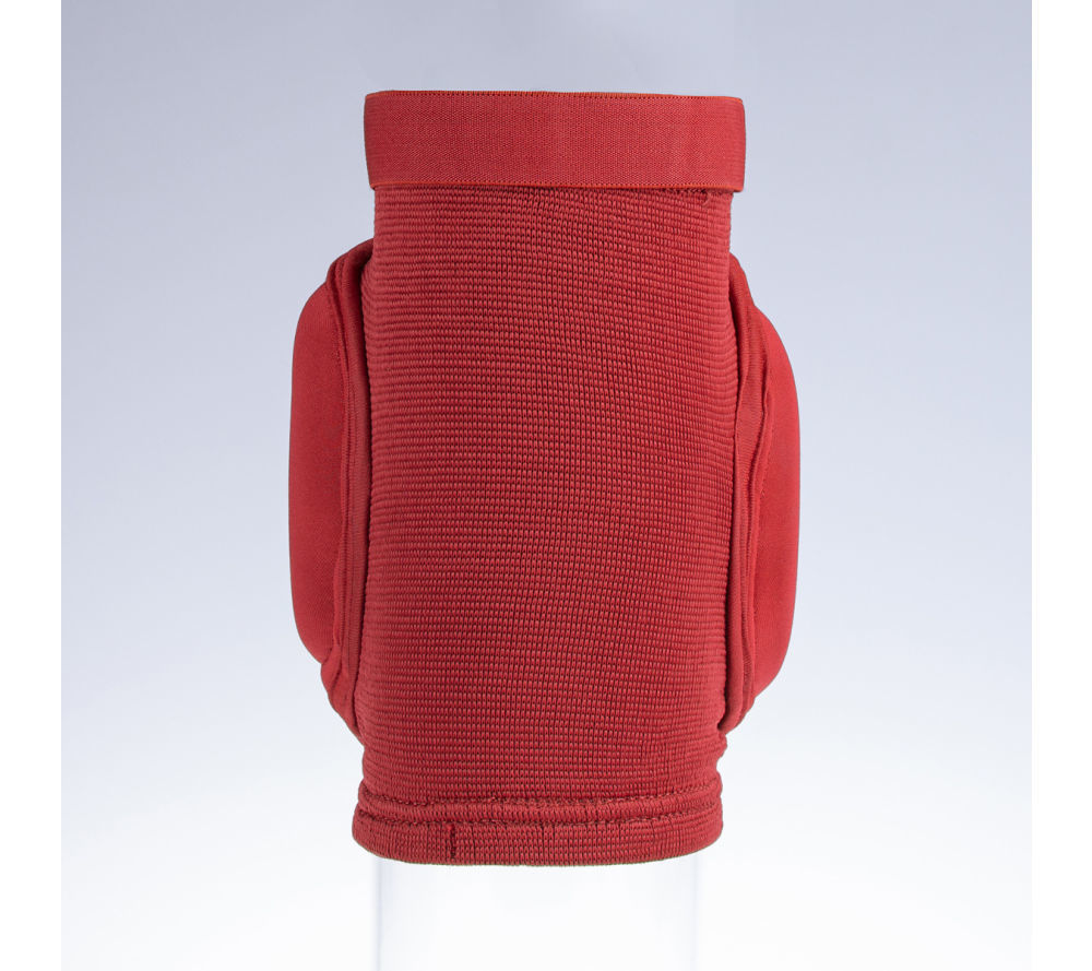 Fighter Knee Guard - red