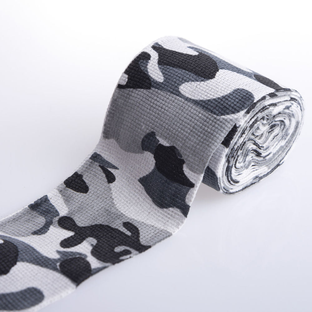 Fighter Handwraps - grey camo