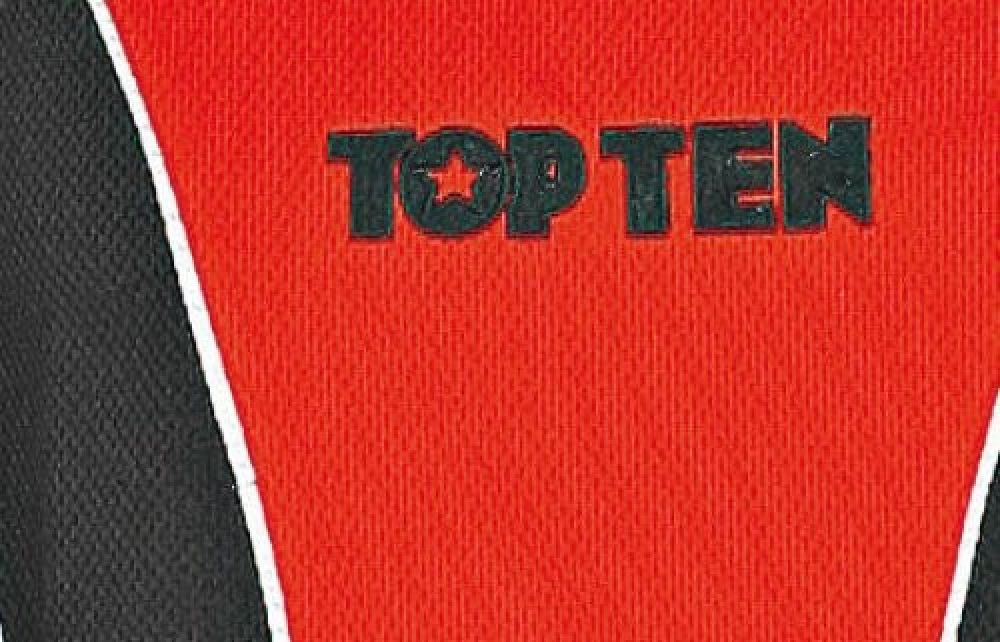 Boxing Tank Top Ten t-shirt Winner - red/black
