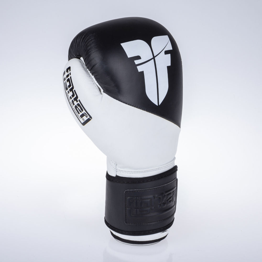 Fighter SPLIT Boxing Gloves - black/white