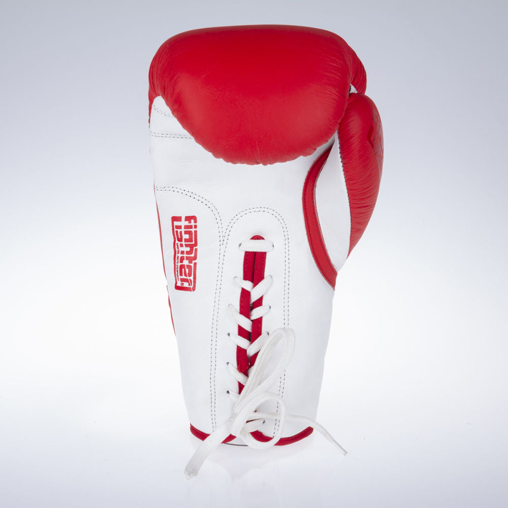 Fighter Competition Pro Boxing Gloves - red