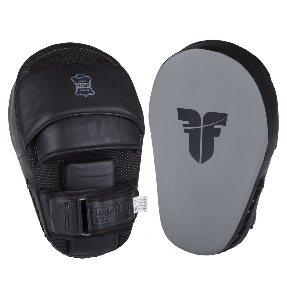 Fighter Focus XL Mitts - grey/black