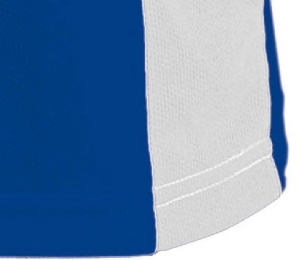 Top Ten V-Neck Jersey - blue/white