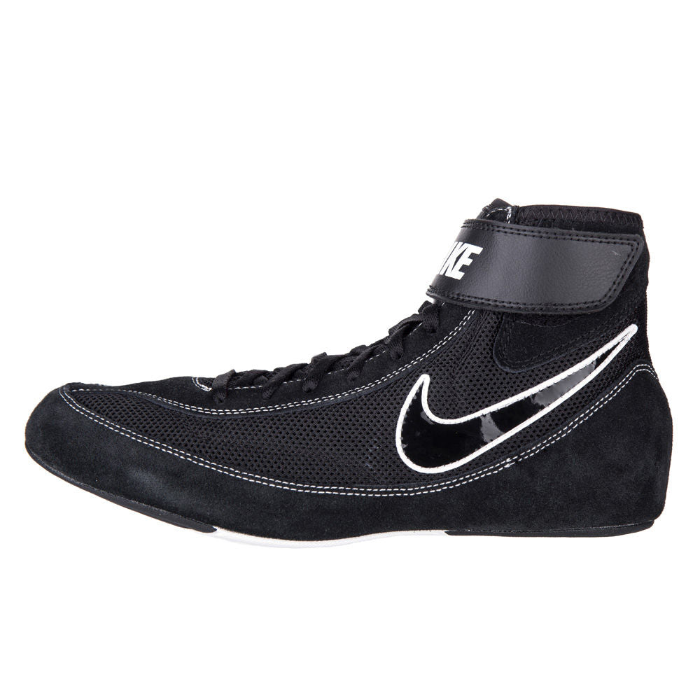 Nike JUNIOR Speedsweep VII Wrestling Shoes - black