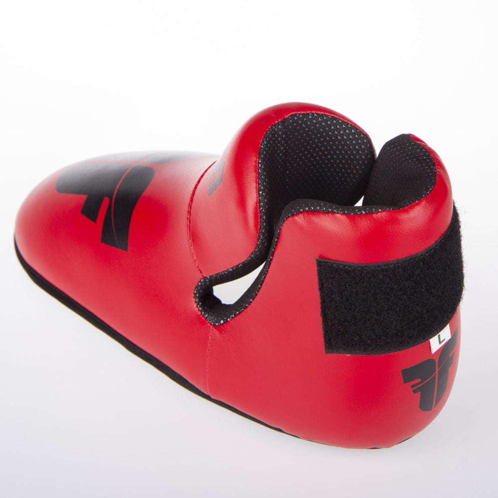 Fighter Strap kicks - red