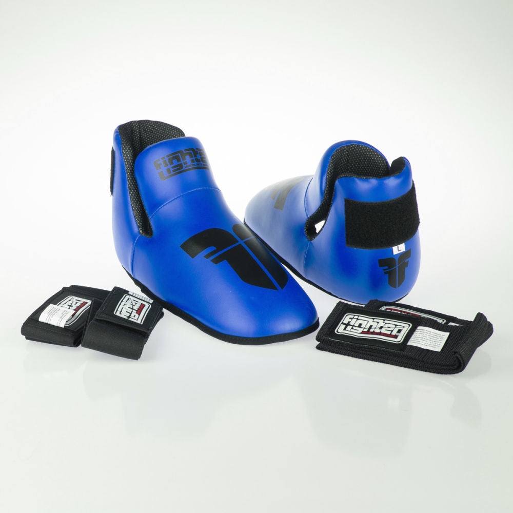 Fighter Strap kicks - blue