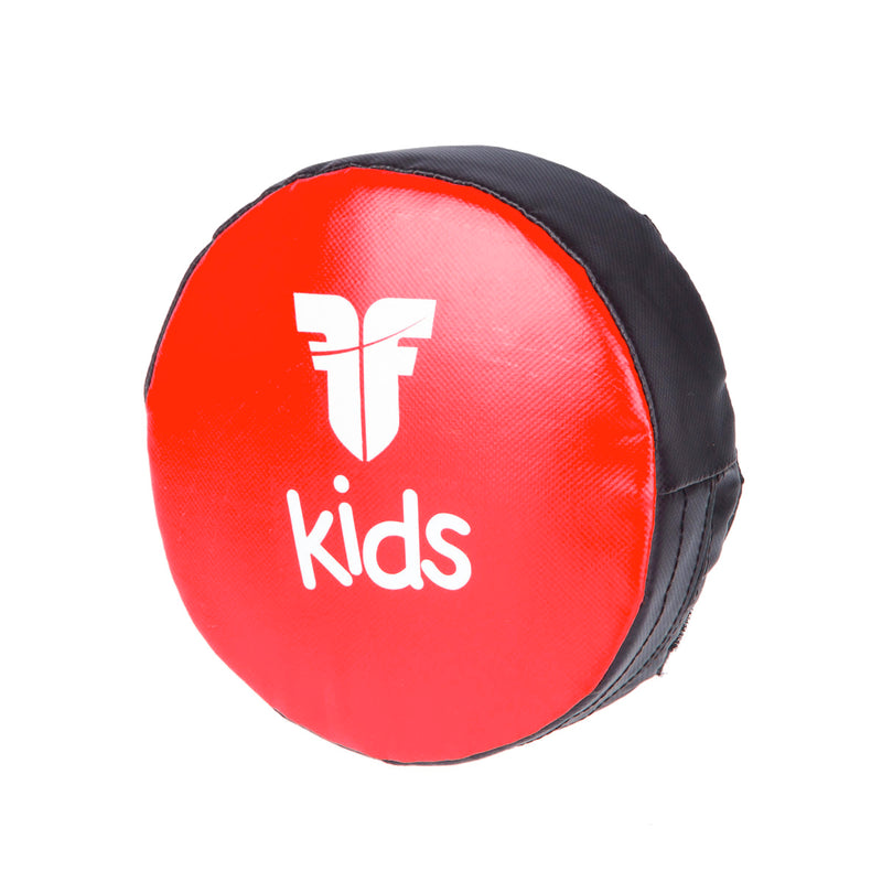 Fighter ROUND TARGET JUNIOR - Red/Black