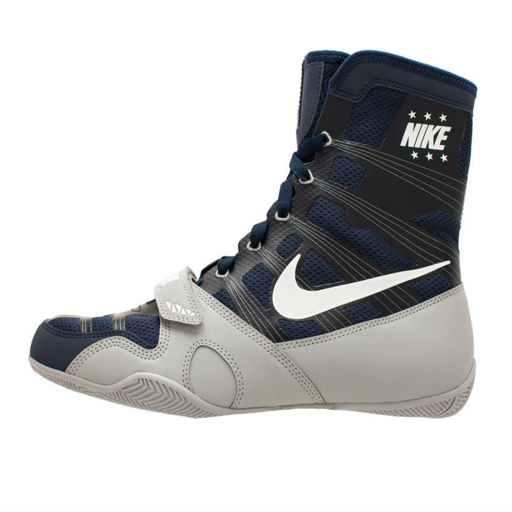 Boxing shoes NIKE HyperKO - navy blue/grey