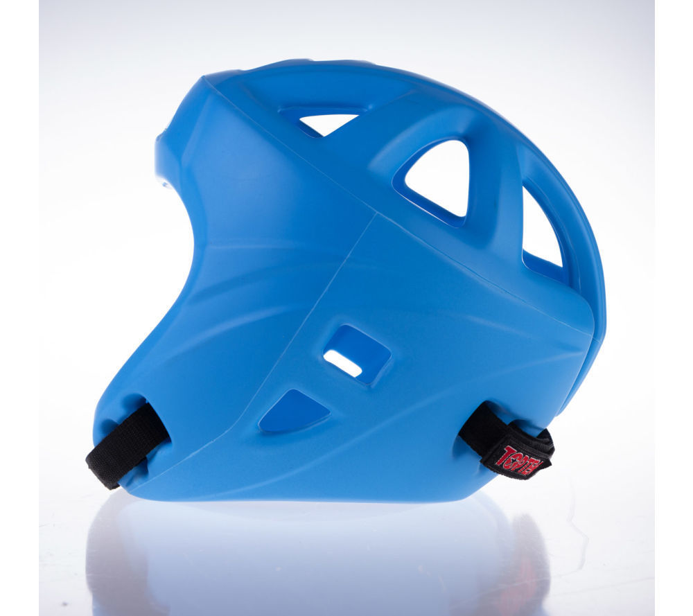 Top Ten Neon Blue Avantgarde Head Guard