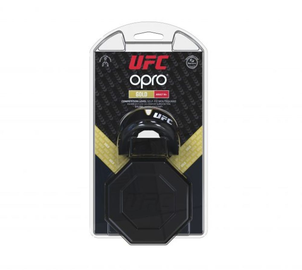 Mouth Guard OPRO UFC GOLD ADULT