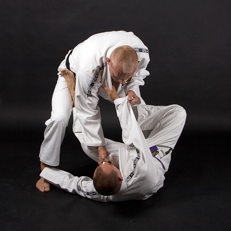 Brazilian Jiu Jitsu FIGHTER Uniform White
