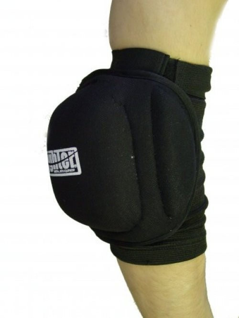 Elbow and Knee Guard Fighter - black