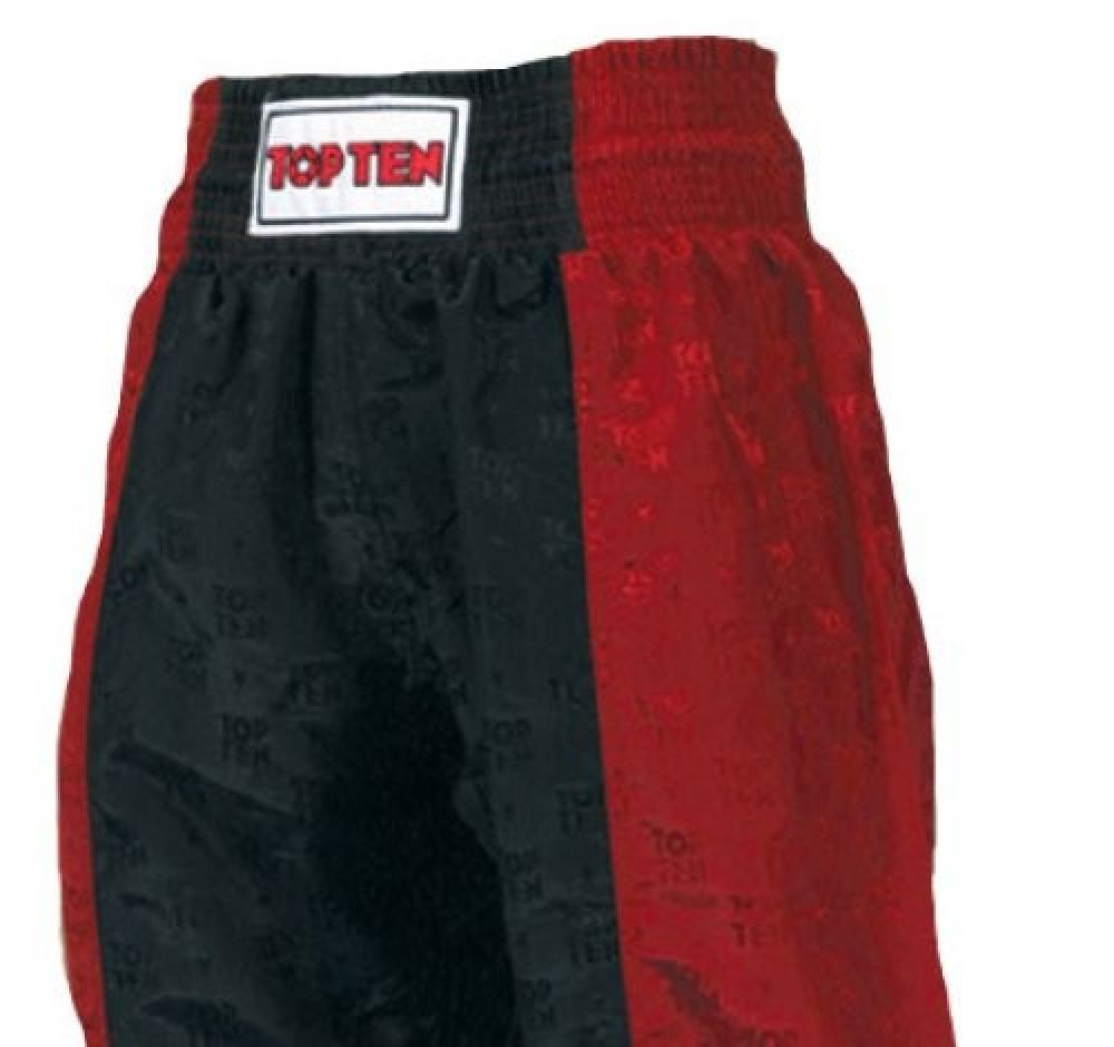 Top Ten Sport Pants Flame - red/black