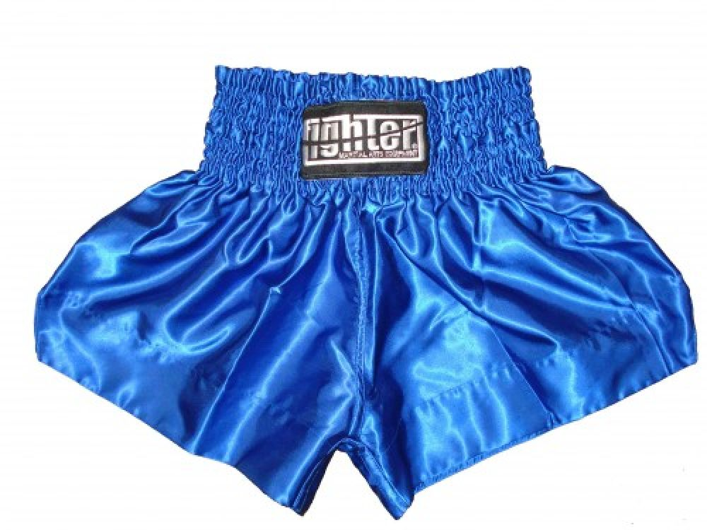 Fighter Thai Shorts - blue