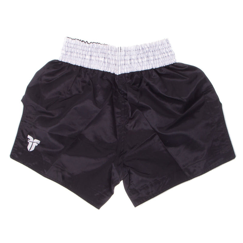 Fighter Thai Shorts FACE - black