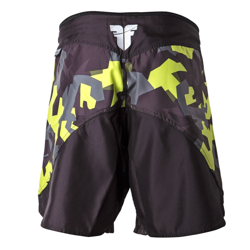 MMA Shorts Fighter SPEED - camo