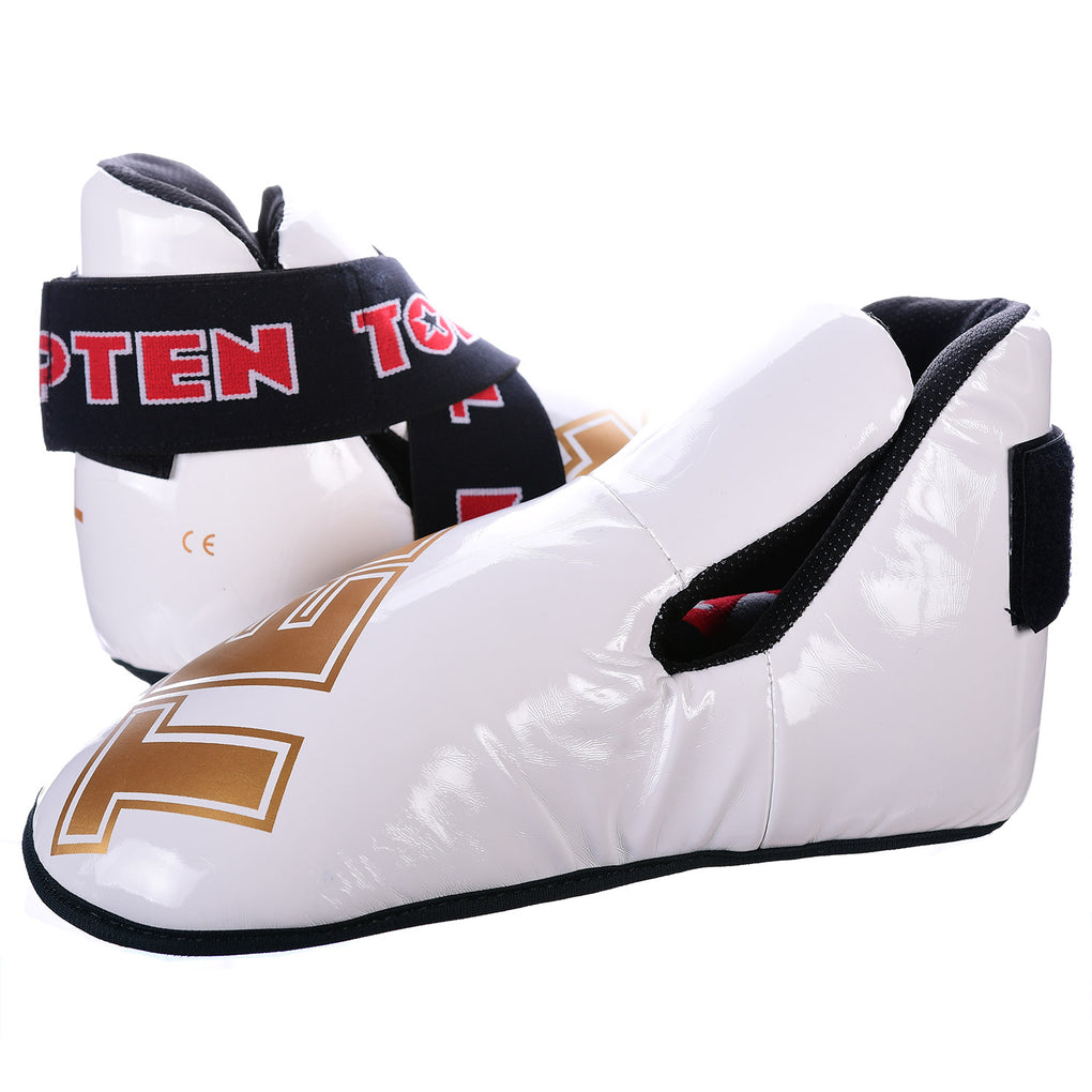 Top Ten Super-light Kicks - white/gold