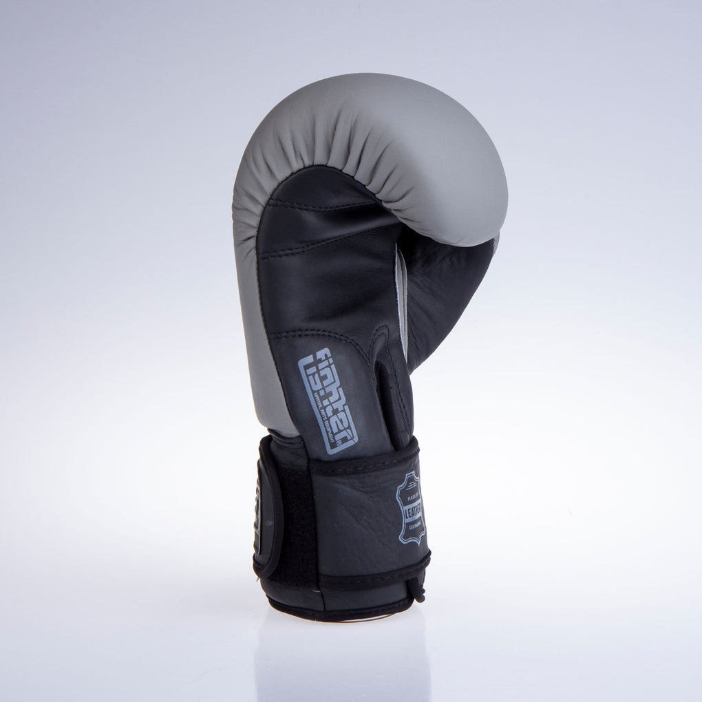 Fighter SIAM Boxing Gloves - grey/black