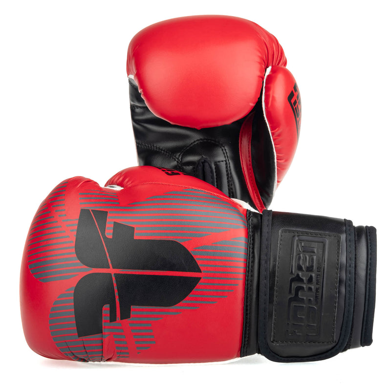 Fighter Boxing Gloves SPEED - red/black