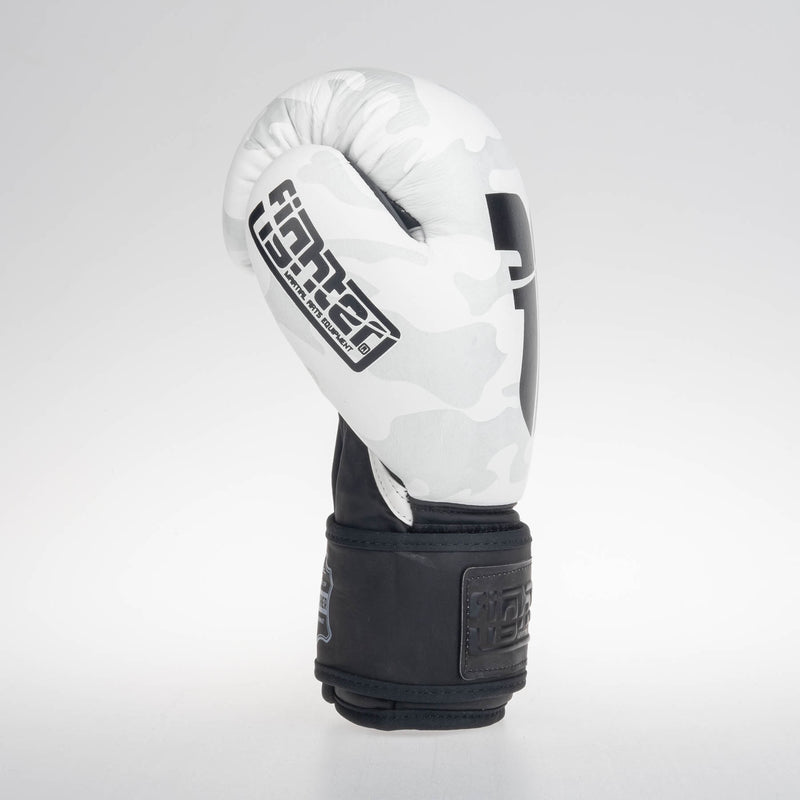 Fighter Boxing Gloves SPEED - white