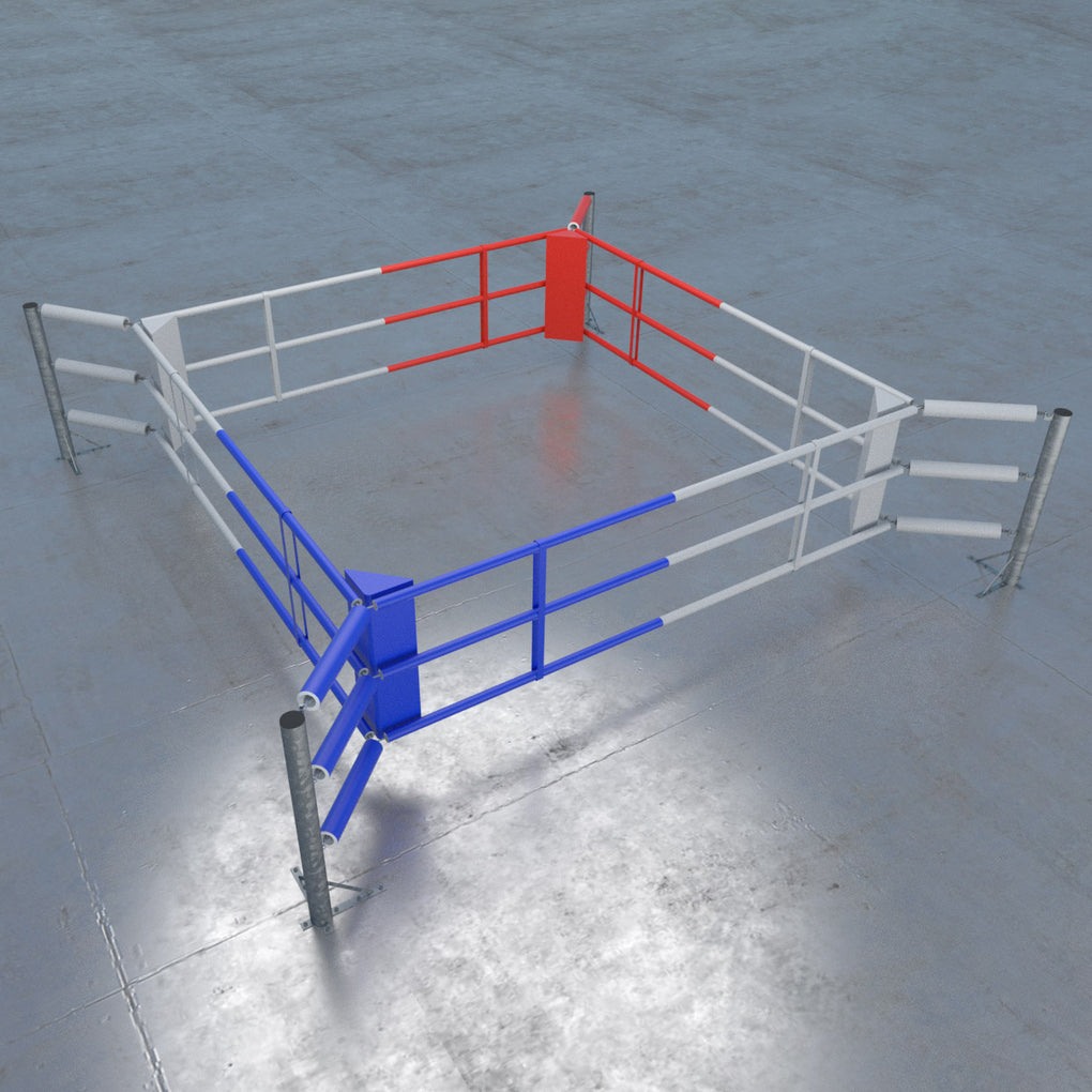 Fighter Floor Training Ring- 18ft