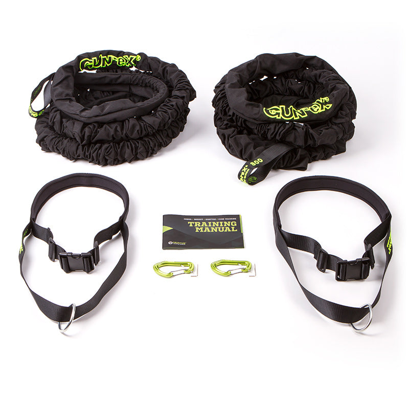 COBRA GUNNING KIT - Long Elastic Battle Ropes