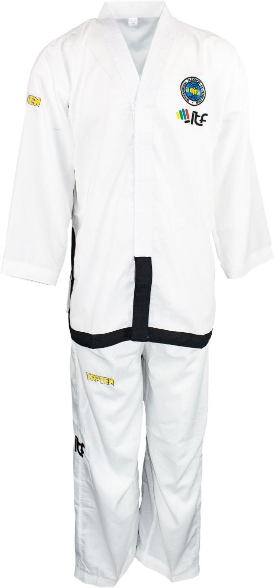 Top Ten ITF Master Dobok Air Deluxe - White