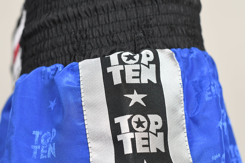 TOP TEN Shorts de Boxeo - blue/black