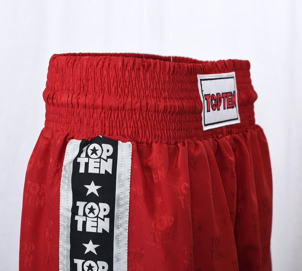 Top Ten Sport Pants Winner - red/black
