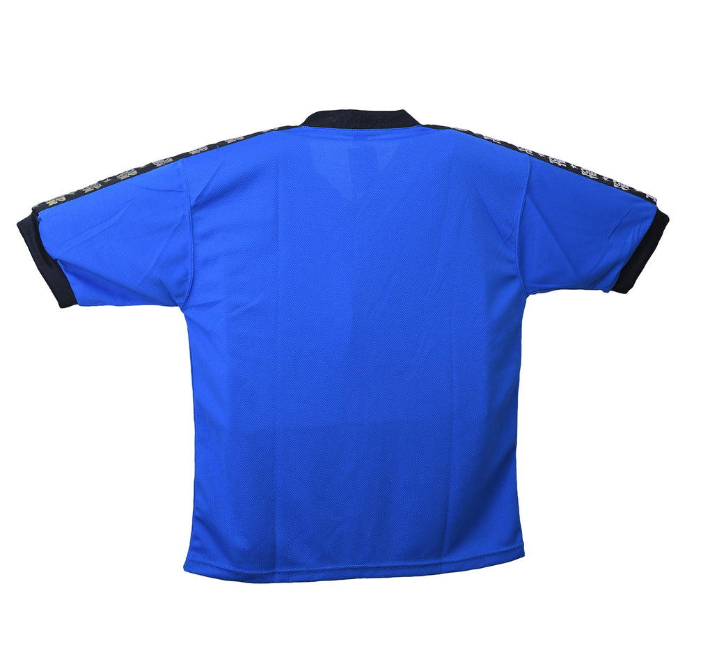 TOP TEN Training Jersey - WINNER - Blue/black