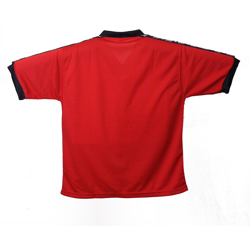 TOP TEN Training Jersey - WINNER - red/black