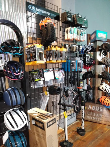 Seattle E-Bike Accessories