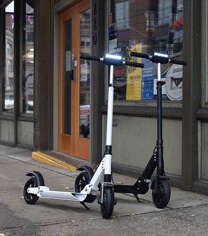 Seattle E-Bike Kulshan Scooters