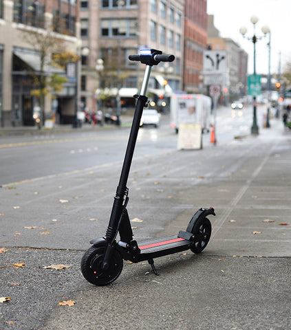 Seattle E-Bike Kulshan Scooter