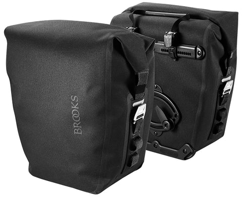 Brooks Land's End Rear Pannier Black