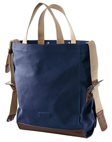 Brooks Brixton Satchel Blue/Choco