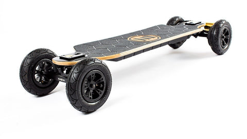 Evolve Bamboo GTX All-Terrain Skateboard