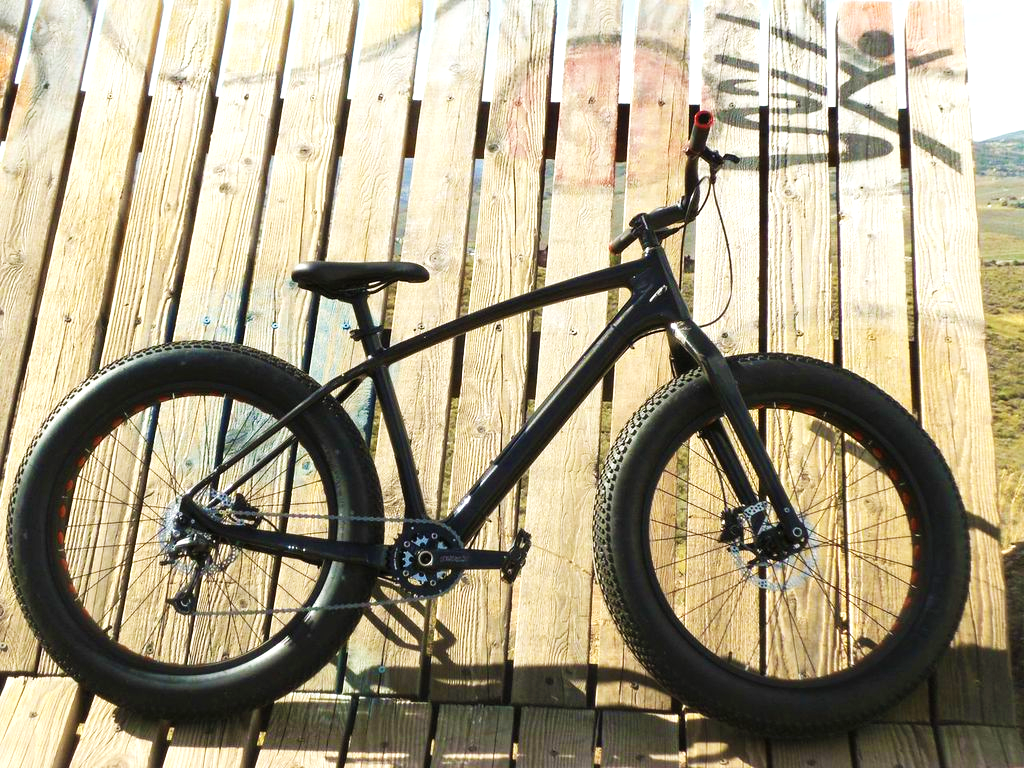KULSHAN Spirit (One of the world\'s lightest fat bikes at 24.7lbs ...