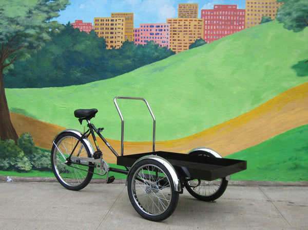 Worksman Cycles Cargo E-Tricycle