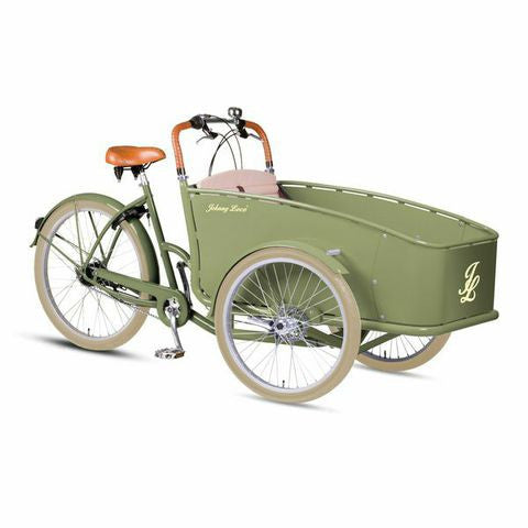 Johnny Loco Minivan Cargo Bike