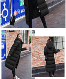 Abrigo Largo Slim Fit Winter Coat. 6 colores