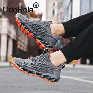 Tenis Anti-shock Sports Running. 4 colores