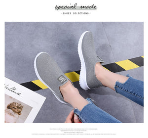 Zapatos Fashion Sock Vulcanized. 3 colores