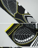 Leggings Push Up Fitness Hypnotic Printing. 2 colores