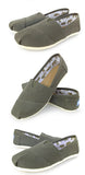 Alpargata Casual Canvas Loafers, Confortable y Transpirable. 9 colores y diseños.