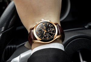 Reloj Business-Casual, Top Luxury Brand Acero Inoxidable. 7 diseños diferentes. - Shoppi Kart